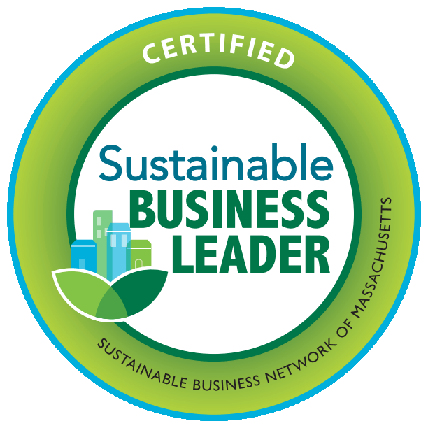Certified Sustainable Business Leader Logo
