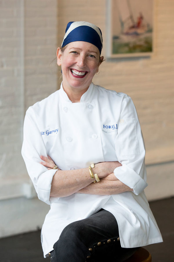Liz Garvey - Executive Chef - Forklift Catering
