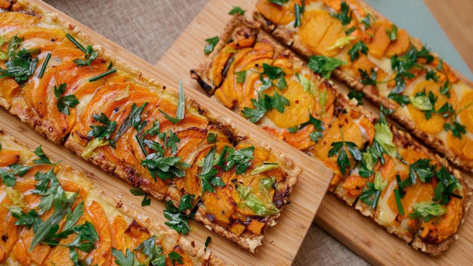 forklift catering - allana taranto - tart