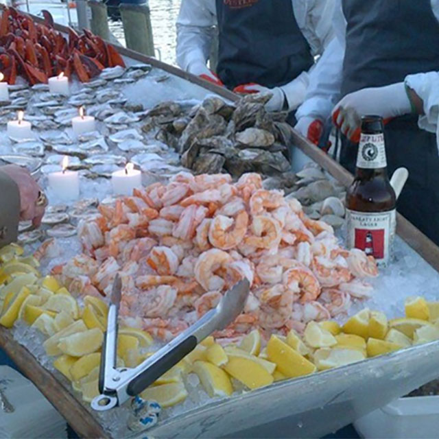 Forklift Catering - Boston - Food Source - Island Creek Oyster Farm