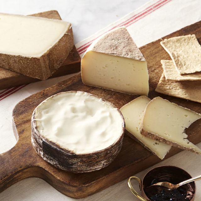 Forklift Catering - Boston Food Source - Murray's Cheese