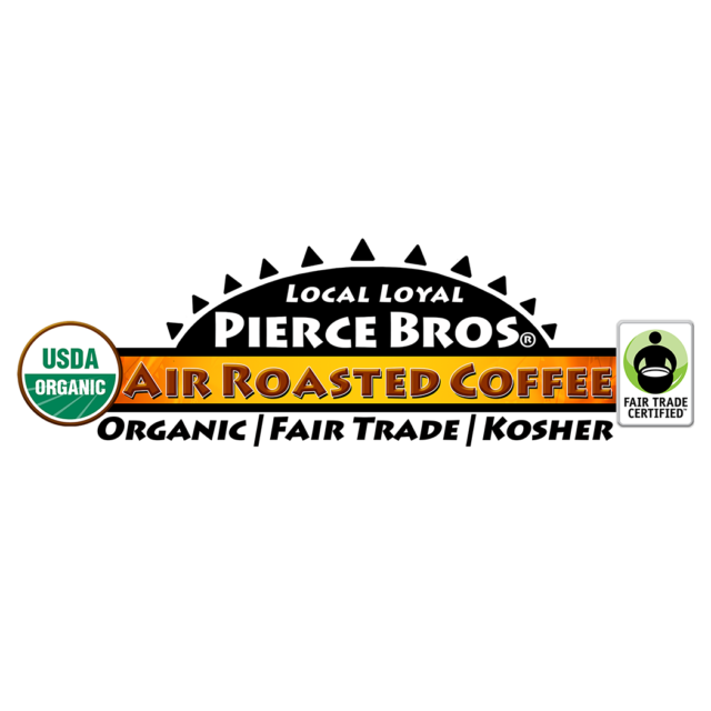 Forklift Catering - Boston Food Source - Pierce Bros Coffee Fair Trade
