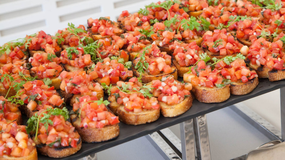 Forklift Catering - Corporate Event - Mara Brod Photography