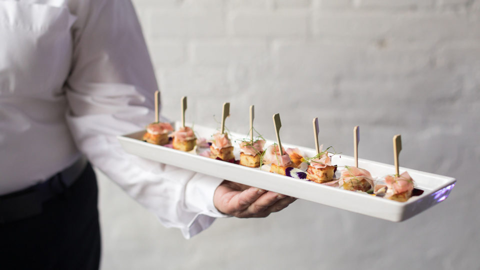Forklift Catering - Gala Event - Cole Kiera Photography